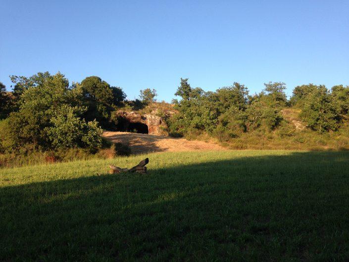 Grotte etrusche